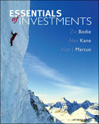 Essentials of Investments 6th edition 9780073226385 0073226386