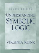 Understanding Symbolic Logic 4th edition 9780130201423 0130201421
