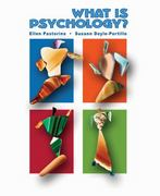 What is Psychology? 1st edition 9780495032106 0495032107