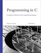 Programming in C 3rd edition 9780672326660 0672326663