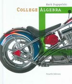 College Algebra 4th edition 9780321356918 0321356918