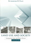 Land Use and Society, Revised Edition 2nd edition 9781559636858 1559636858