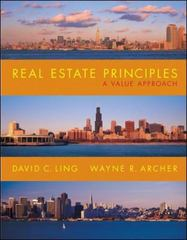 Real Estate Principles: A Value Approach 2nd Edition 9780073046211 0073046213