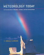 Meteorology Today (with CengageNOW Printed Access Card) 8th edition 9780495011620 0495011622