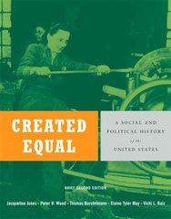 Created Equal 2nd edition 9780321429803 032142980X