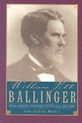 William Pitt Ballinger 1st Edition 9780876111994 0876111991