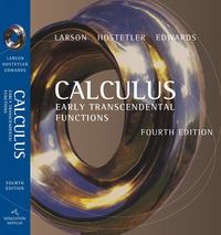 Calculus 4th edition 9780618606245 0618606246