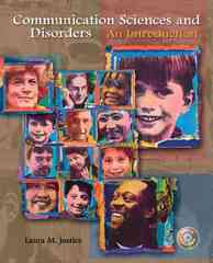 Communication Sciences and Disorders 1st Edition 9780131135185 013113518X