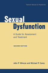 Sexual Dysfunction 2nd edition 9781572305403 1572305401