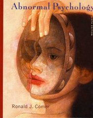 Abnormal Psychology 6th edition 9780716769064 0716769069