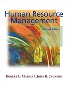 Human Resource Management (with InfoTrac) 11th edition 9780324289589 0324289588