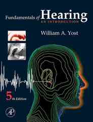 Fundamentals of Hearing 5th edition 9780123704733 0123704731