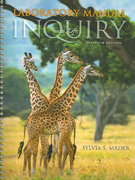 Inquiry into Life 11th edition 9780072858709 0072858702