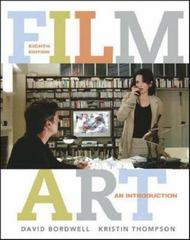 Film Art 8th Edition 9780073310275 0073310271