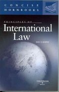 Principles of International Law 1st Edition 9780314163165 0314163166