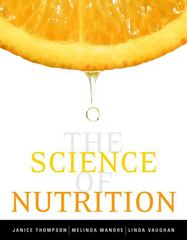 The Science of Nutrition 1st Edition 9780805394351 0805394354