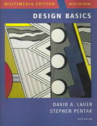 Design Basics, Multimedia Edition (with ArtExperience CD-ROM) 6th edition 9780495128458 0495128457