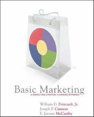Basic Marketing 16th edition 9780073324043 0073324043