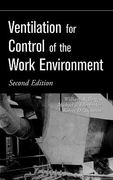 Ventilation for Control of the Work Environment 2nd edition 9780471095323 047109532X