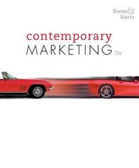 Contemporary Marketing 13th edition 9780324536386 0324536380