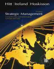 Strategic Management Concepts 7th edition 9780324405361 0324405367