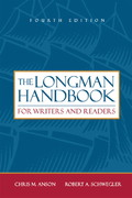 The Longman Handbook for Writers and Readers 4th edition 9780321233035 0321233034
