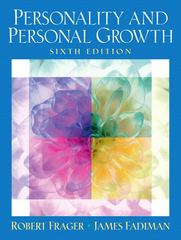 Personality and Personal Growth 6th edition 9780131444515 0131444514