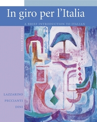 In giro per l'Italia Student Edition with Online Learning Center Bind-in Card 2nd Edition 9780073194196 0073194190