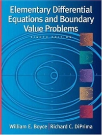Elementary Differential Equations and Boundary Value Problems, with Ode Architect CD 8th edition 9780471433385 0471433381
