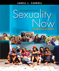 Sexuality Now 2nd Edition 9780495091080 0495091081