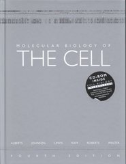 Molecular Biology of the Cell 4th edition 9780815332183 0815332181