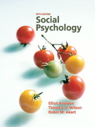 Social Psychology 5th edition 9780131786868 0131786865