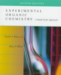 Experimental Organic Chemistry A Small Scale Approach