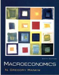 Macroeconomics 6th edition 9780716762133 0716762137