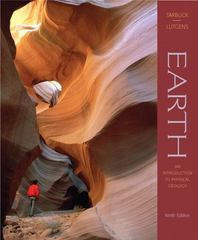 Earth: An Introduction to Physical Geology 9th edition 9780131566842 0131566849