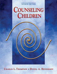 Counseling Children 7th edition 9780495007753 0495007757