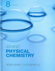 Physical Chemistry 8th edition 9780716787594 0716787598