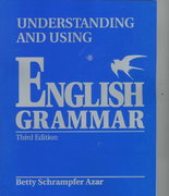 Understanding and Using English Grammar 3rd edition 9780139586613 013958661X