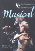 The Cambridge Companion to the Musical 0 9780521796392 0521796393
