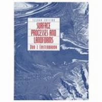 Surface Processes and Landforms 2nd edition 9780138609580 0138609586