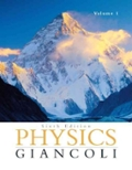 Physics  Principles with Applications Volume I