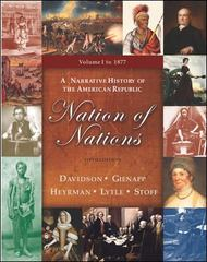 Nation of Nations 5th edition 9780072996326 0072996323
