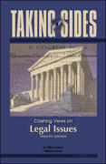 Taking Sides 12th edition 9780073545592 0073545597