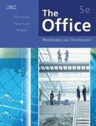 The Office 5th edition 9780538443548 0538443545