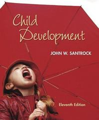 Child Development 11th edition 9780072967432 0072967439