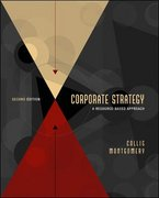 Corporate Strategy 2nd edition 9780072312867 0072312866