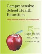 Comprehensive School Health Education 5th edition 9780073029931 0073029939