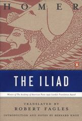 The Iliad 1st Edition 9780140275360 0140275363