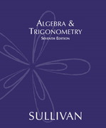 Algebra and Trigonometry 7th edition 9780131430730 0131430734