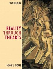 Reality Through the Arts 6th edition 9780131958586 0131958585